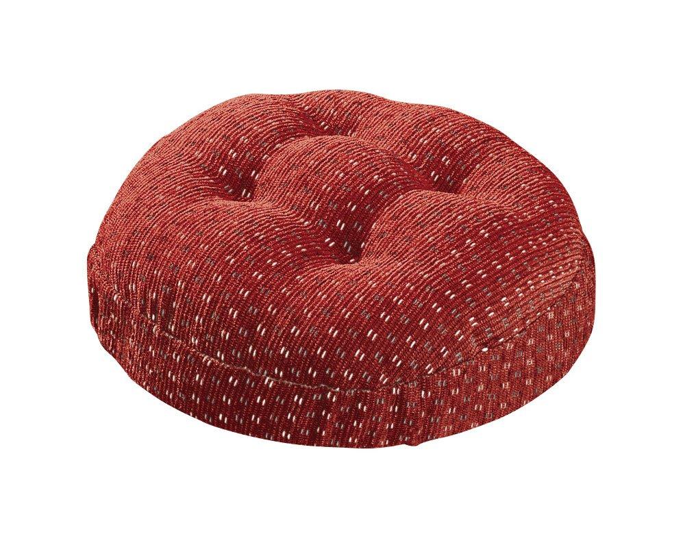 Brilliant Polyester Raindrop Bar Stool Cushion Brick Red Camellatalisay Diy Chair Ideas Camellatalisaycom