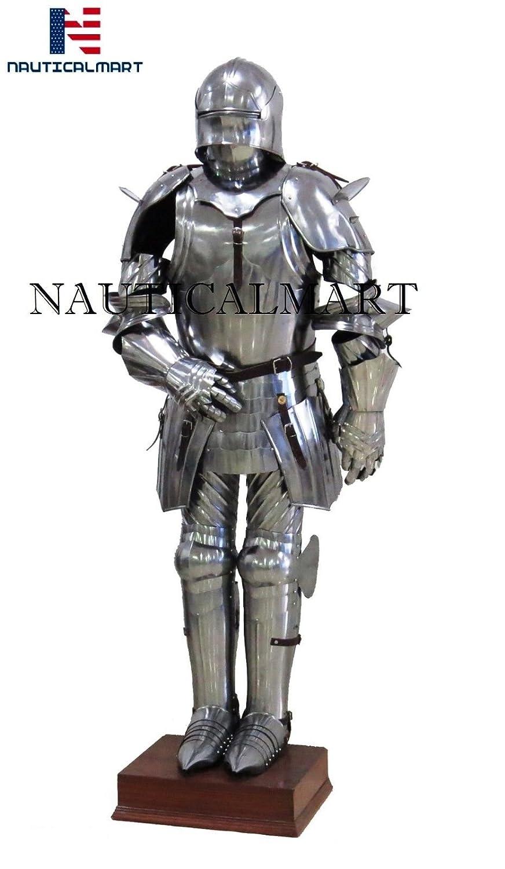 nautique Mart 15ème siècle allemand gothique Costume d'Armour Wearable Halloween