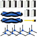 Replacement Accessories Kit Compatible with RoboVac 11S, RoboVac 15T, RoboVac 30, RoboVac 30C, RoboVac 15C, RoboVac 12…