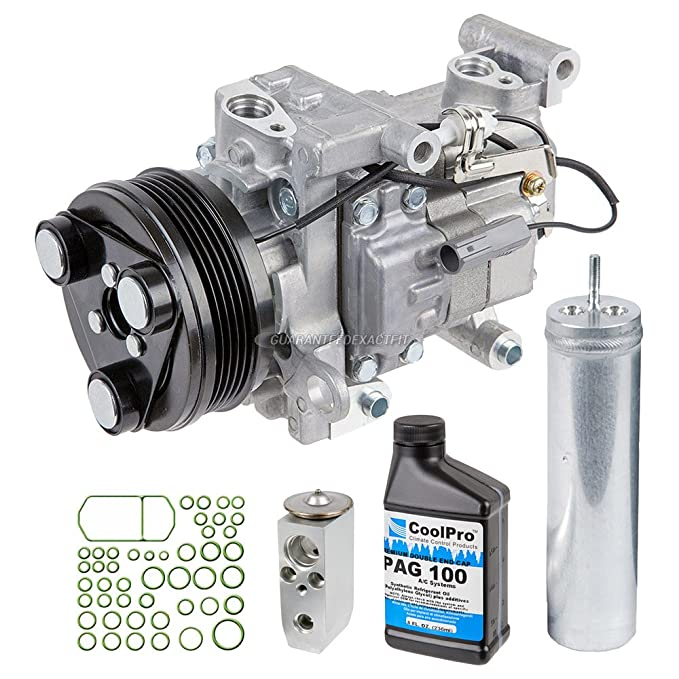 Amazon.com: AC Compressor w/A/C Repair Kit For Mazda 3 5 3 Sport - BuyAutoParts 60-81160RK NEW: Automotive