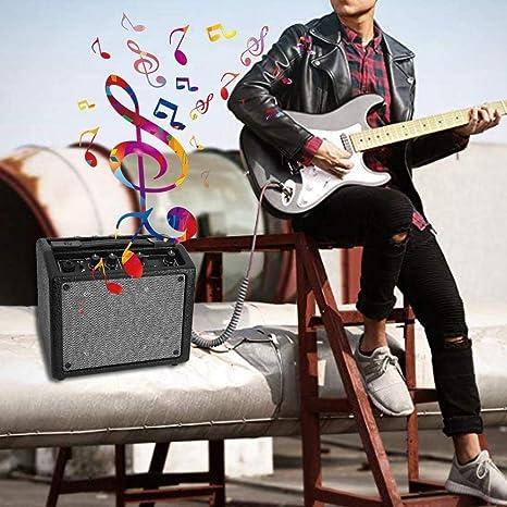 SWEET Amplificador De Guitarra 18 Tipos De Efectos De Caja De ...