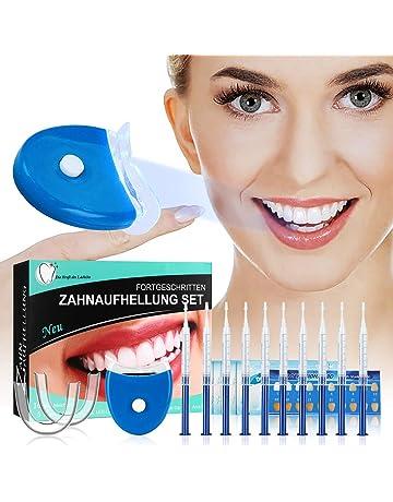 Kit de Blanqueamiento de Dientes , Siman Blanqueador Dental Profesional en Casa Juego con 10 x