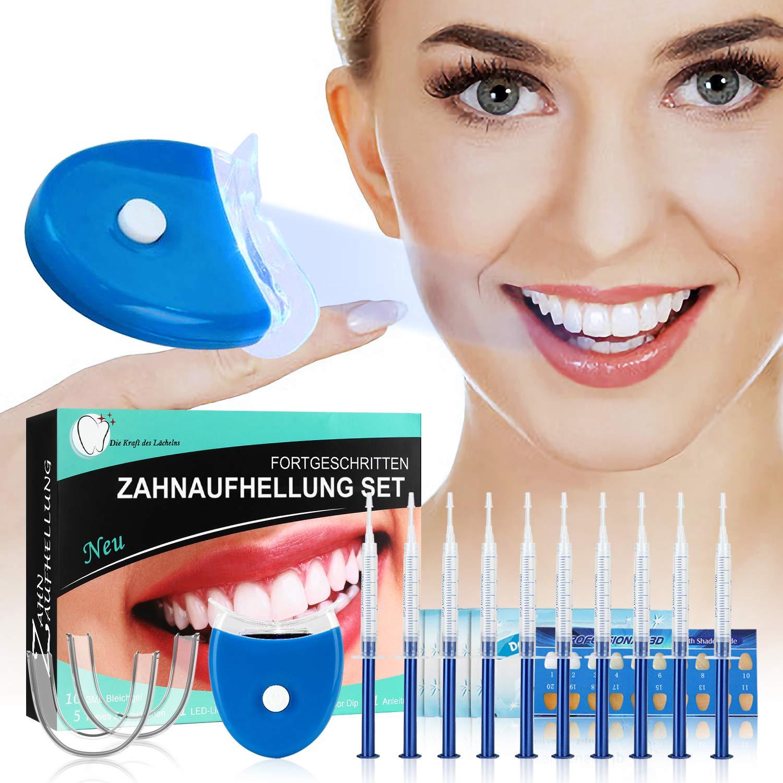 Blanqueador de dientes con luz