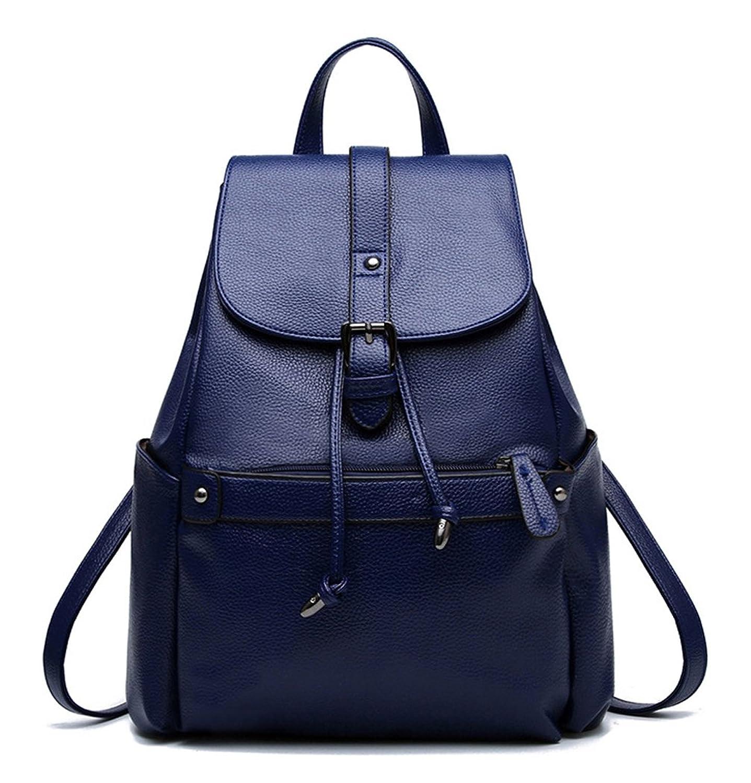 Longzibog PU 2016 New Backpack Bag, Fashion Cute Lightweight Backpacks for Teen Young Girls