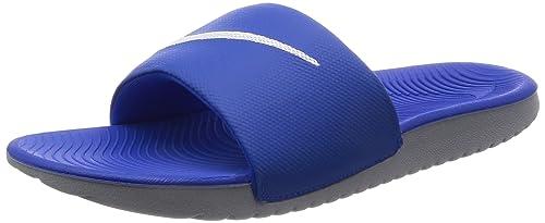 343906db80d84 Nike Kawa Slide (GS/PS), Chanclas para Niños: NIKE: Amazon.es: Zapatos y  complementos