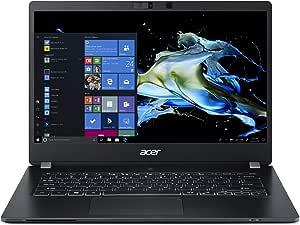 "Acer TravelMate P6 Thin & Light Business Laptop, 14"" FHD IPS, Intel Core i5-8265U, 8GB DDR4, 256GB SSD, 20 Hrs Battery, Win 10 Pro, TPM 2.0, Mil-Spec, Fingerprint Reader, TMP614-51-54MK"