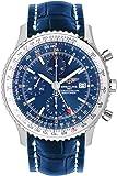 Breitling Navitimer World Blue Dial Men's Watch A2432212/C651-746P