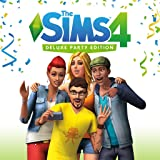 The Sims 4 Deluxe Party Edition - PS4 [Digital Code]