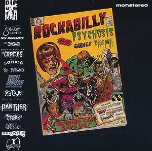 Rockabilly Psychosis Garage Disease / Various