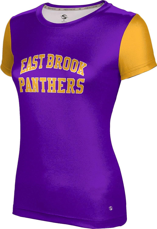 ProSphere Women's East Brook High School Crisscross Tech Tee
