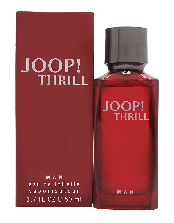 lower price with shop closer at Joop Thrill Man Homme/Men, Eau De Toilette Spray – 50ml/1.7oz