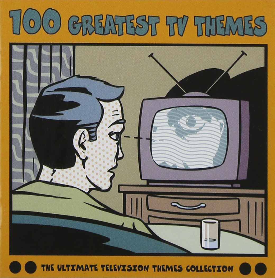 100 Greatest TV Themes by SILVA SCREEN MUSIC
