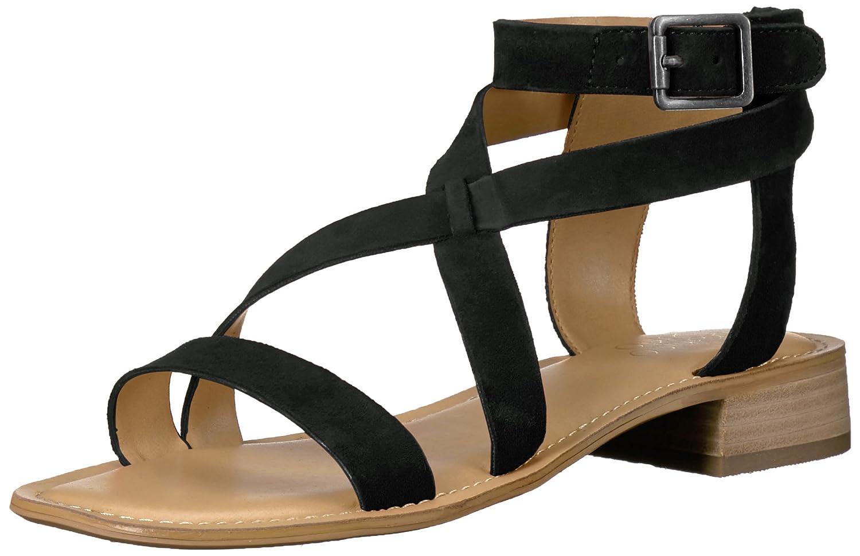 Franco Sarto Women's Alora Dress Sandal B01N8P30JV 9.5 B(M) US|Black