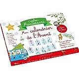Amazon.fr - CALENDRIER DE L'AVENT LOUP - Orianne Lallemand
