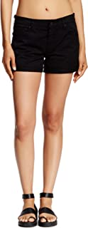 product image for MOTHER, Women's The Dropout Cuff Short, Island Fever, Size 24