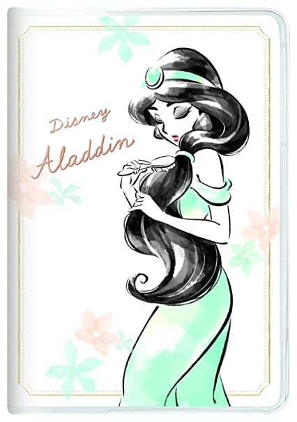 Kamio Japan Disney Jasmine 2019 - Agenda planificadora B6 ...