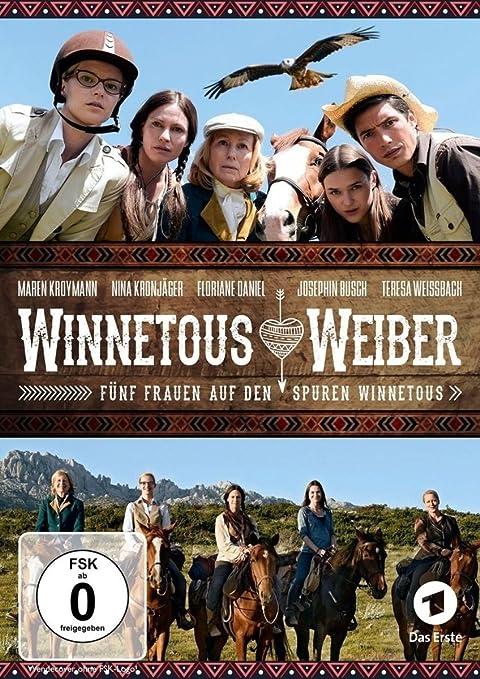 Winnetous Weiber Fünf Frauen Auf Den Spuren Winnetous
