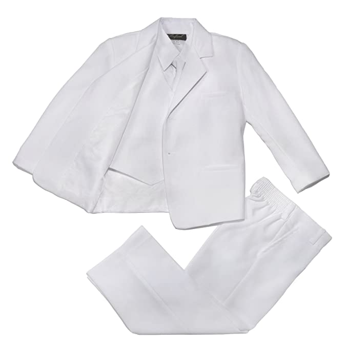Amazon.com: nancyaugust Classic niños traje formal con ...