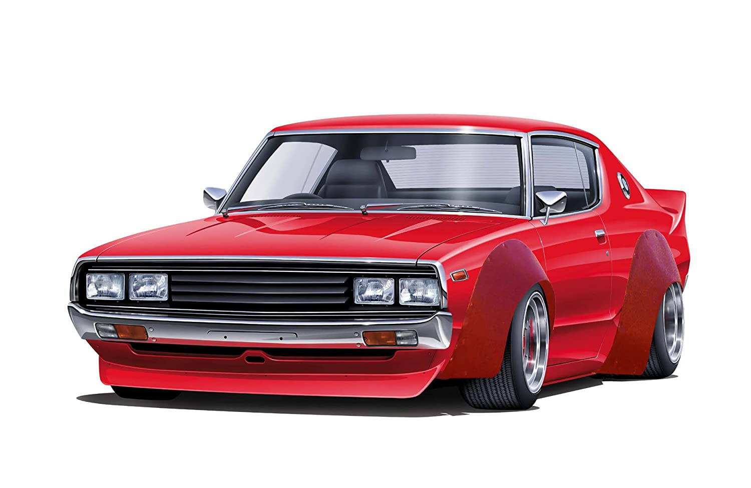 1/24 Mehr Grand Champion No.SP Kenmeri 2Dr Sonder