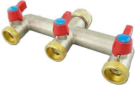 Wasserverteiler 3 fach