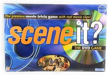 Scene It? Movie Edition DVD Game: Amazon.es: Juguetes y juegos