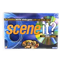Scene it? Movie Edition DVD Game