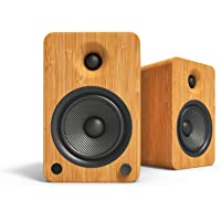 Deals on Kanto YU6 Powered Speakers with Bluetooth® and Phono Preamp