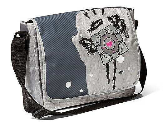 Portal Aperture Laptop-Messenger Bag