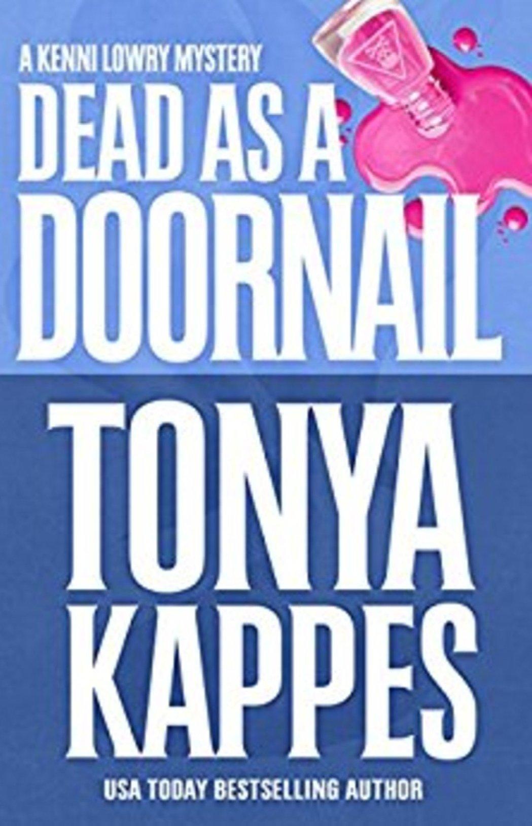 Amazon.com: Dead as a Doornail (Kenni Lowry Mysteries ...