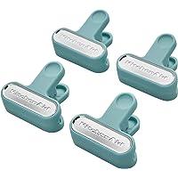 KitchenAid KE325OHAQA Classic Small Bag Clips, Set of 4, Aqua Sky