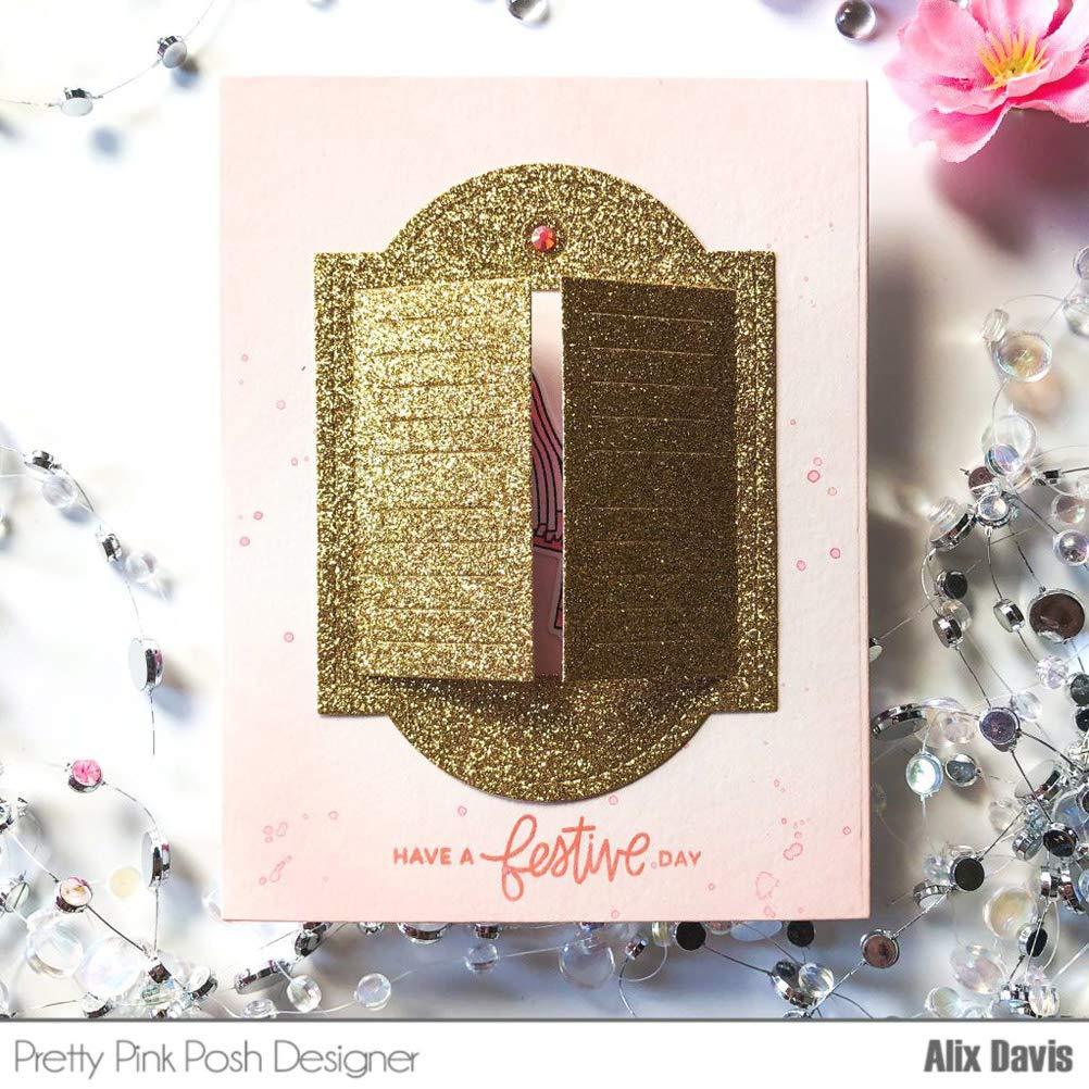 Hertsen Metall Stanzschablone DIY Scrapbooking Pr/ägung Album Papier Karten Basteln Kunst Basteln Deko Werkzeuge Kinder Bildung Spielzeug B