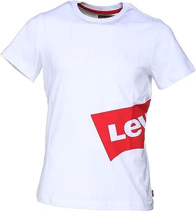 Camiseta Levis Ss Tee Bigbat White T.2-8 años - Color ...
