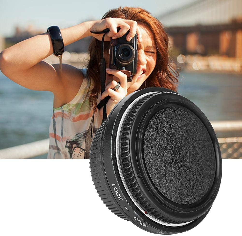 EBTOOLS FD-AI Adapter ring FD-AI Adapter Ring for Canon FD Lens for Nikon AI Mount Camera Infinity Focus