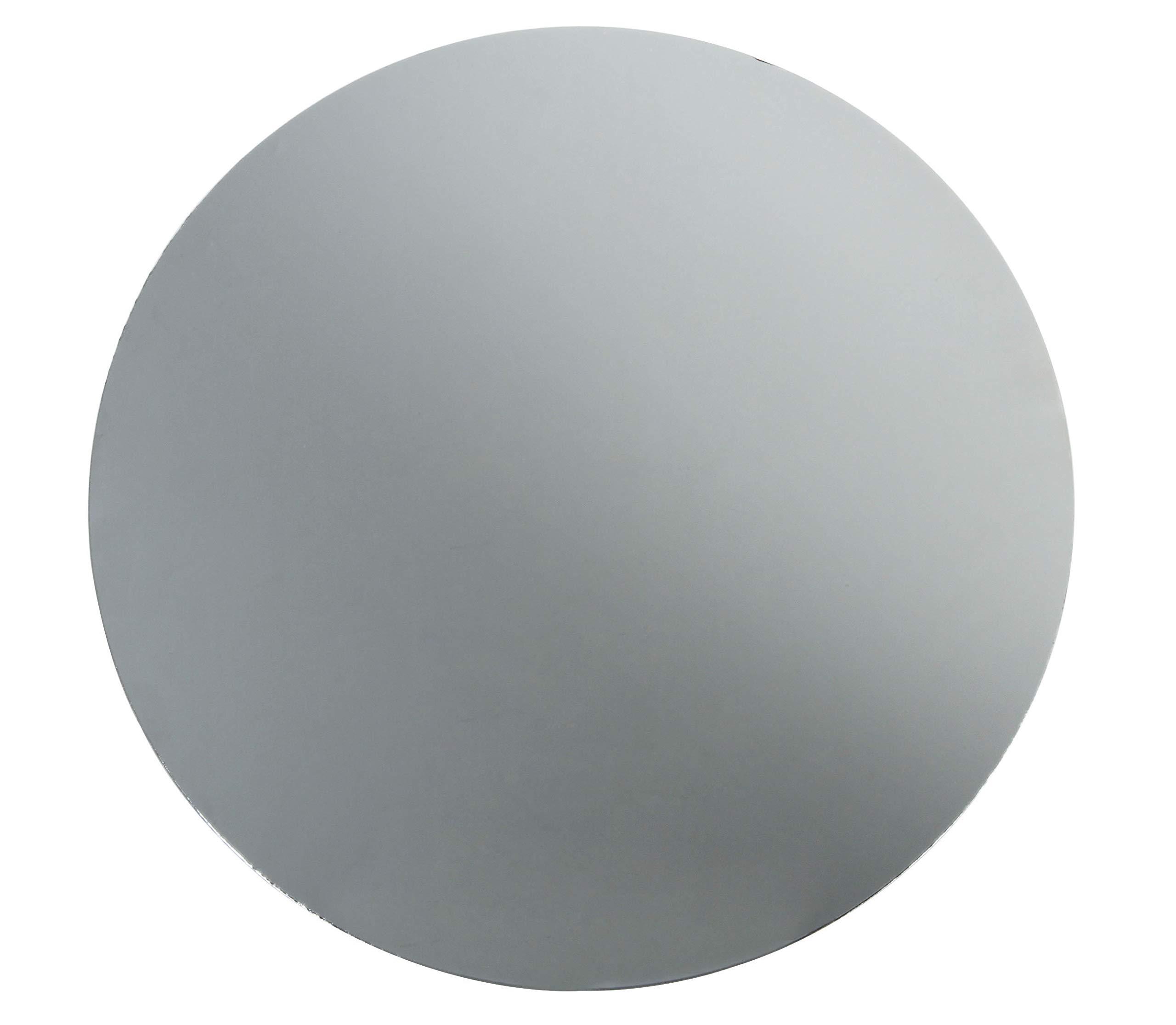 Darice Glass 7 inch Round Mirror