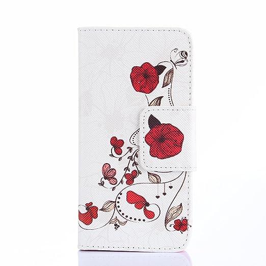 4 opinioni per MOONCASE Nexus 5 Case Custodia in pelle Protettiva Portafoglio Flip Case Cover