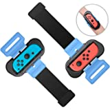 Wrist Bands for Just Dance 2020 2019 for Nintendo Switch Controller Game