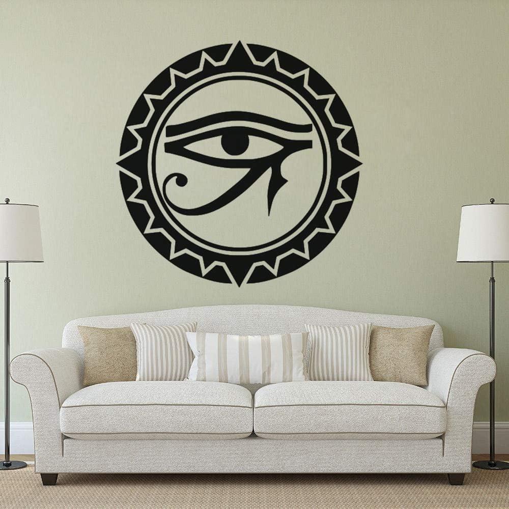 Ojo egipcio Etiqueta de la pared Inicio Decoración de la casa Ojo ...