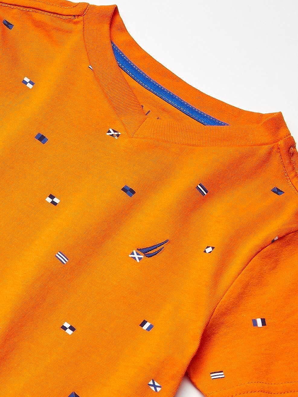 Nautica Boys All-Over Printed Shorts