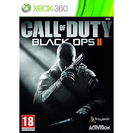 Call of Duty: Black Ops II [Importación inglesa]: Xbox 360: Amazon.es: Videojuegos