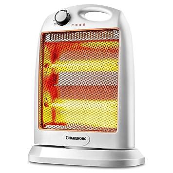 DGEG Calefactor, Mini Radiadores Halógenos, Calentador de Tubo de Cuarzo de Mesa Estufa de cocción casera (Color : Can Not oscillate): Amazon.es: Hogar