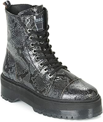 Bronx Rifka Super Chunky Ankle Boots