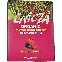 Chicza chicza Rainforest gum-mixed berry chicles, 30-grams (Pack de 10)