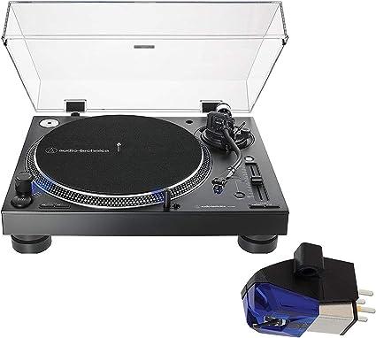 Amazon.com: Audio Technica AT-LP140XP - Tocadiscos con cable ...