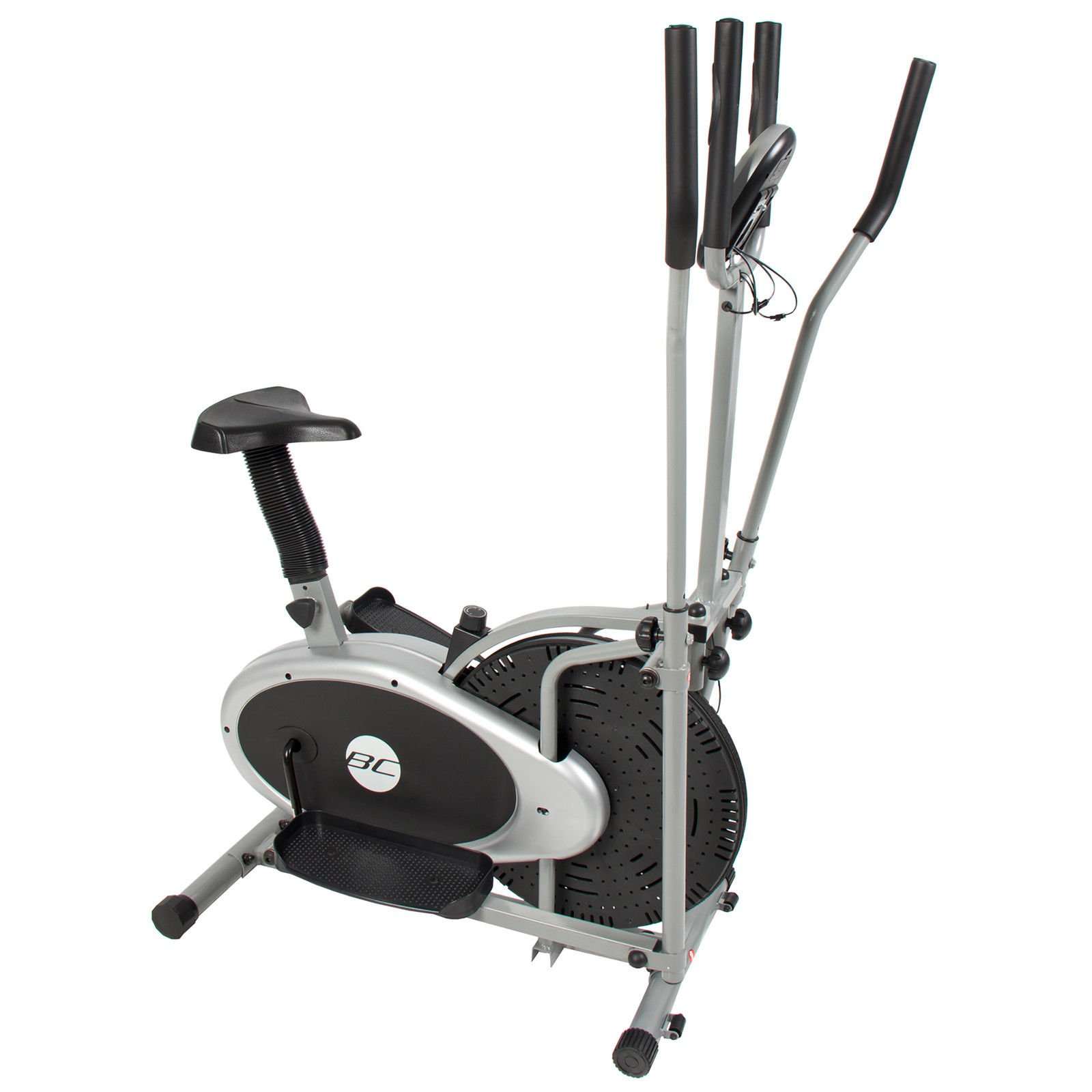 Alitop Elliptical Bike 2 IN 1 Cross Trainer Exercise Fitness Machine by Alitop (Image #1)