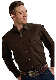 03-001-0365-0066 Pi Roper Mens Amarillo Collection Western Shirt