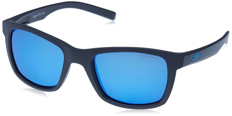 857bd3c97a868f Julbo Beach Lunettes de Soleil polarisées Femme, Gris Logo Bleu  Amazon.fr   Sports et Loisirs