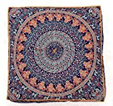 Krati Exports Indian Floor Pillow Cushion Covers in