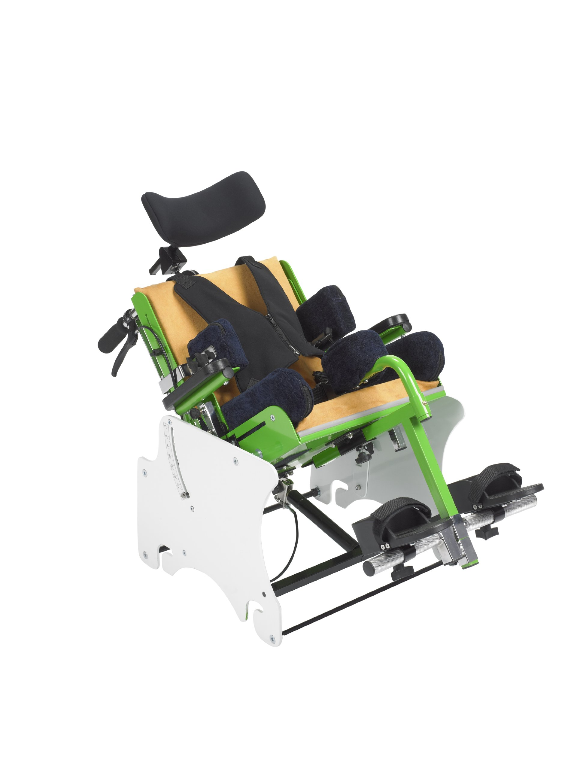 Wenzelite Ms 3000N Mss Tilt and Recline Seating System, Green