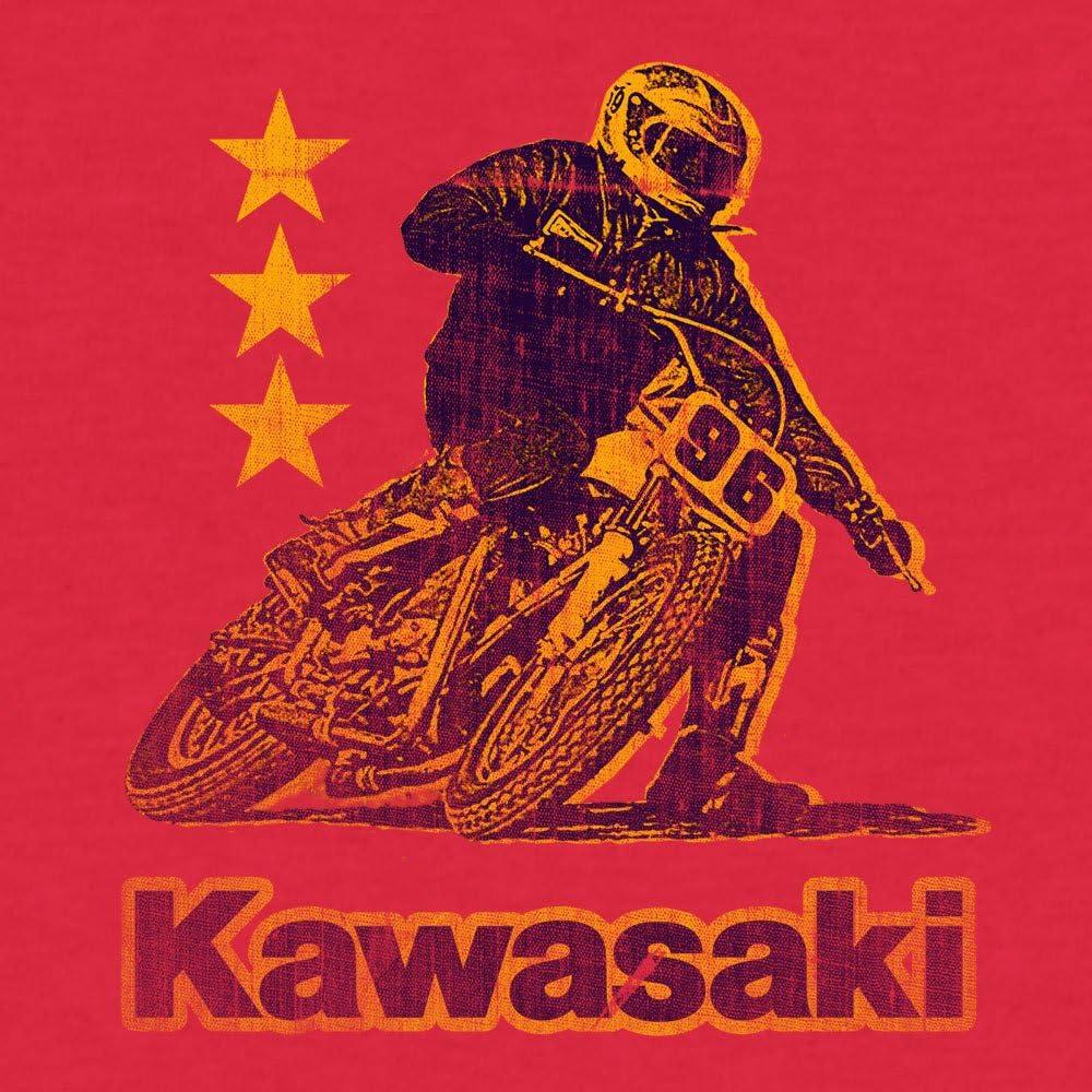 Tee Luv Kawasaki Shirt Vintage Kawasaki Motorcycle Racing T-Shirt