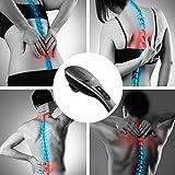 Handheld Back Massager, 6 Interchangeable